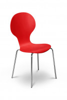 Keeler Chair - Tomato